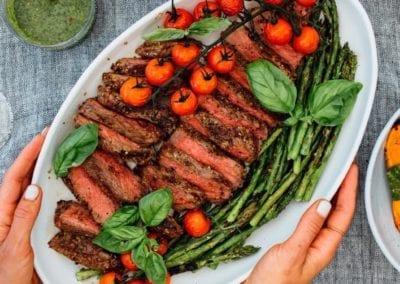 steak platter