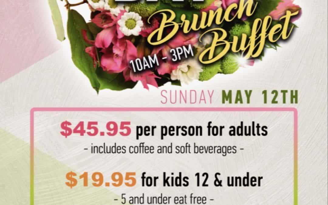 Mother's Day Buffet Brunch