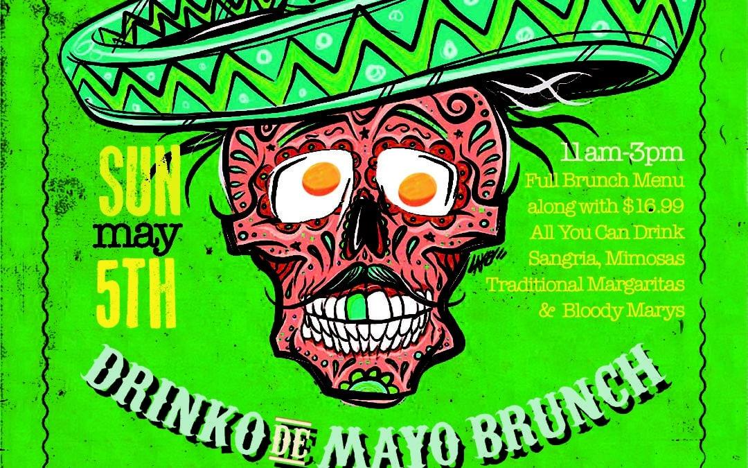 CINCO DE MAYO BRUNCH PARTY